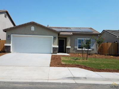Bakersfield Single Family Home For Sale: 6000 Commonwealth Avenue #Lot16
