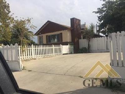 Taft Single Family Home For Sale: 131 Center Street