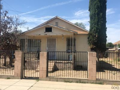 Single Family Home For Sale: 1114 8th Street