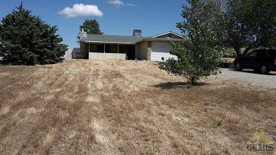 Tehachapi Single Family Home For Sale: 21540 Shirley Drive