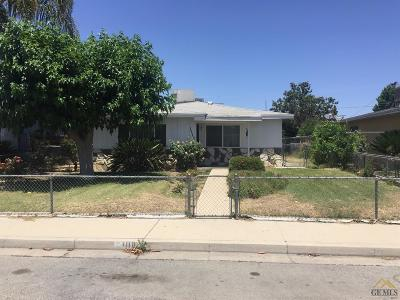 Single Family Home For Sale: 1118 13th Street