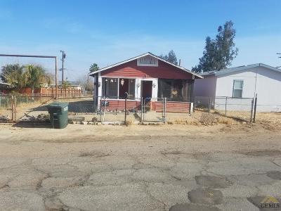 Taft Single Family Home For Sale: 226 Rose Avenue