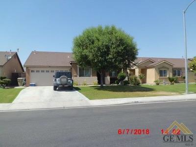 Bakersfield Single Family Home For Sale: 2606 Drifts Drive