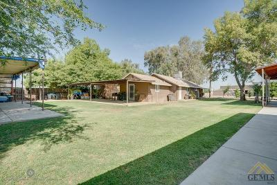 Bakersfield Single Family Home For Sale: 9537 Mountain View Road