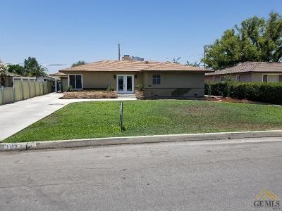Delano Single Family Home For Sale: 1829 Terrace Drive