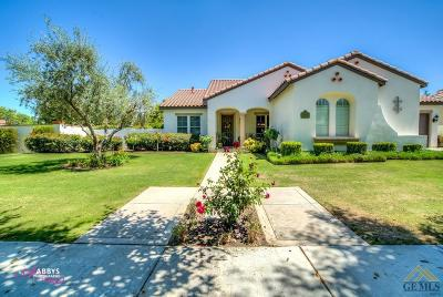 Bakersfield Single Family Home For Sale: 12410 Parkerhill Drive