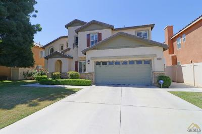 Bakersfield Single Family Home For Sale: 10005 Sterling Silver Street