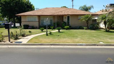 Bakersfield Single Family Home For Sale: 1417 Telegraph Avenue