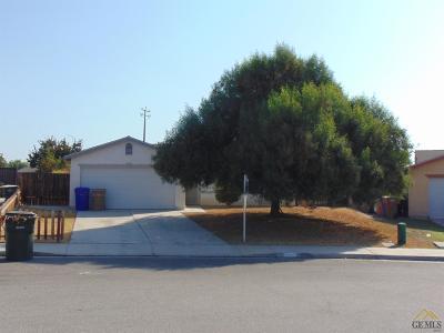 Bakersfield Single Family Home For Sale: 1059 Deer Ridge Drive