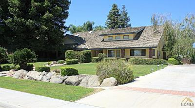 Bakersfield Single Family Home For Sale: 2007 Old Farm Road