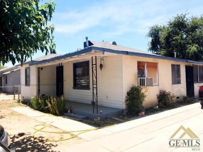 Bakersfield Single Family Home Active-Contingent: 720 Richards Avenue