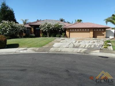 Bakersfield Single Family Home For Sale: 3504 Strawberry Meadow Court