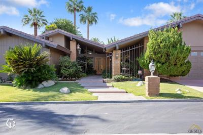 Bakersfield CA Single Family Home For Sale: $345,000