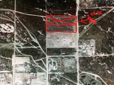 Delano Residential Lots & Land For Sale: 10090 Wasco Pond Rd