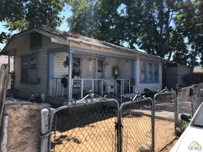 Bakersfield Single Family Home For Sale: 521 Lake Street