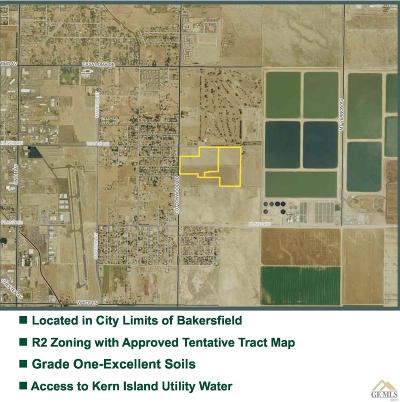 Bakersfield Residential Lots & Land For Sale: Cottonwood