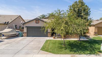 Delano CA Single Family Home For Sale: $285,000