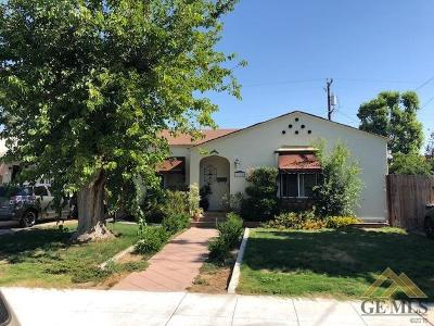 Bakersfield Single Family Home For Sale: 1722 Cherry Street