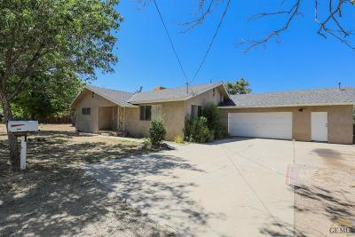 Tehachapi Single Family Home For Sale: 19271 West Valley Boulevard