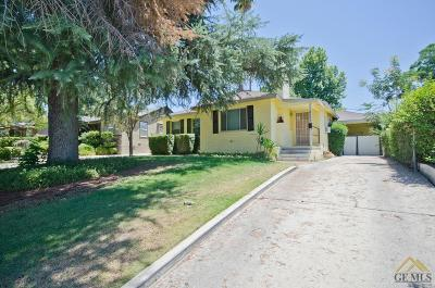 Bakersfield Single Family Home For Sale: 2509 Loma Linda Drive