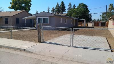 Bakersfield Manufactured Home For Sale: 219 Blomquist Drive