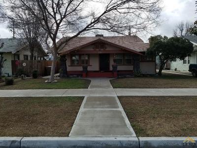 Bakersfield Single Family Home For Sale: 2405 San Emidio Street