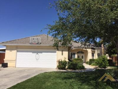 Bakersfield Single Family Home For Sale: 3612 Earnhardt Drive