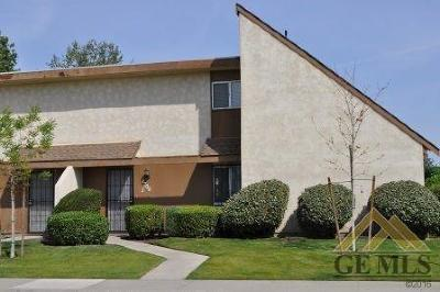 Bakersfield Single Family Home For Sale: 4700 Nordic Drive #L