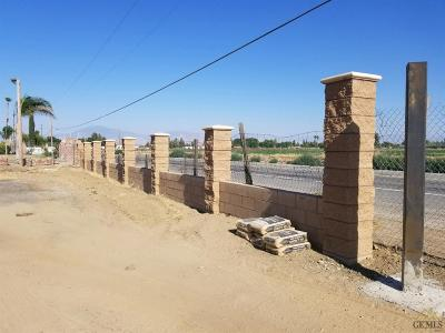 Bakersfield Residential Lots & Land For Sale: 3046 Di Giorgio Road