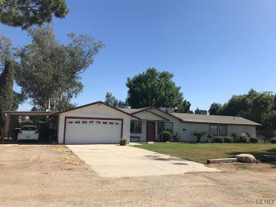 Bakersfield Single Family Home For Sale: 17542 Duhn Road