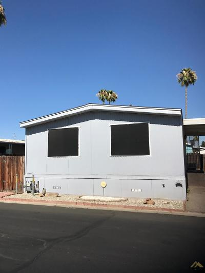 Bakersfield Mobile Home For Sale: 213 Dogwood Lane