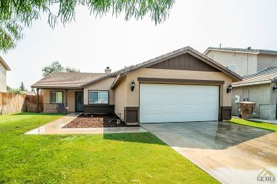 Bakersfield Single Family Home For Sale: 4711 Shadow Stone Street