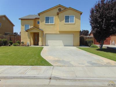 Bakersfield CA Single Family Home For Sale: $259,000