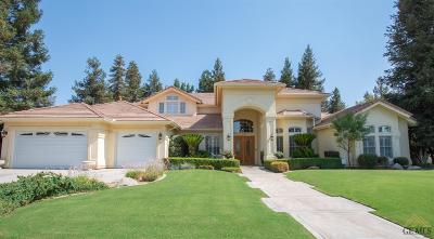 Bakersfield CA Single Family Home For Sale: $854,900