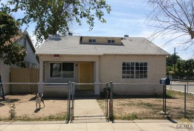Bakersfield CA Multi Family Home For Sale: $145,000