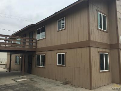 Bakersfield Multi Family Home For Sale: 820 19th Street