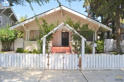 Bakersfield Single Family Home For Sale: 2310 18th Street