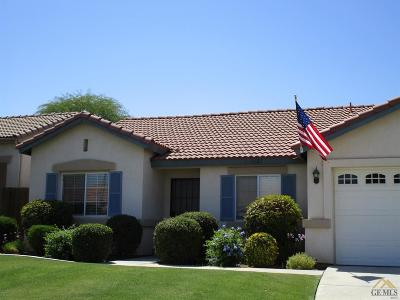 Bakersfield CA Single Family Home For Sale: $234,000