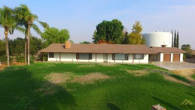 Porterville Single Family Home For Sale: 1482 Highland Drive
