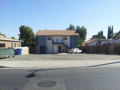 Bakersfield Multi Family Home For Sale: 3019 Niles Street