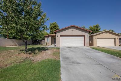 Bakersfield Single Family Home For Sale: 317 Isla Del Sol Drive Drive