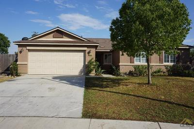 Bakersfield CA Single Family Home For Sale: $269,000