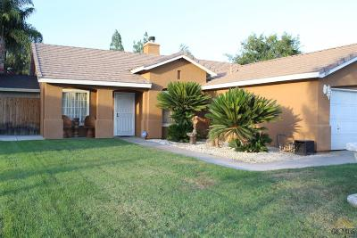 Bakersfield CA Single Family Home For Sale: $259,900