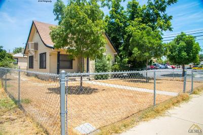 Bakersfield Multi Family Home For Sale: 114 Francis Street