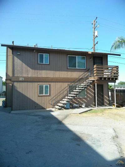 Bakersfield Multi Family Home For Sale: 822 19th Street