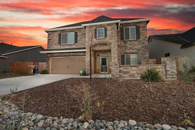 Bakersfield Single Family Home For Sale: 5517 Black Pearl Court