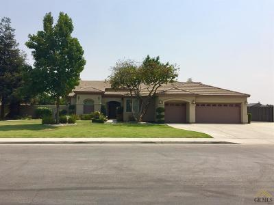 Bakersfield Single Family Home For Sale: 13511 Hinault Drive