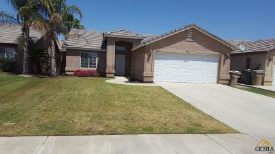 Bakersfield Single Family Home For Sale: 314 Misty Meadow Drive