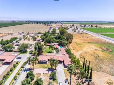 Bakersfield Single Family Home For Sale: 8223 Mountain View Road