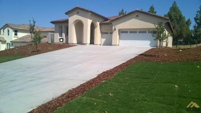 Bakersfield CA Single Family Home For Sale: $355,000